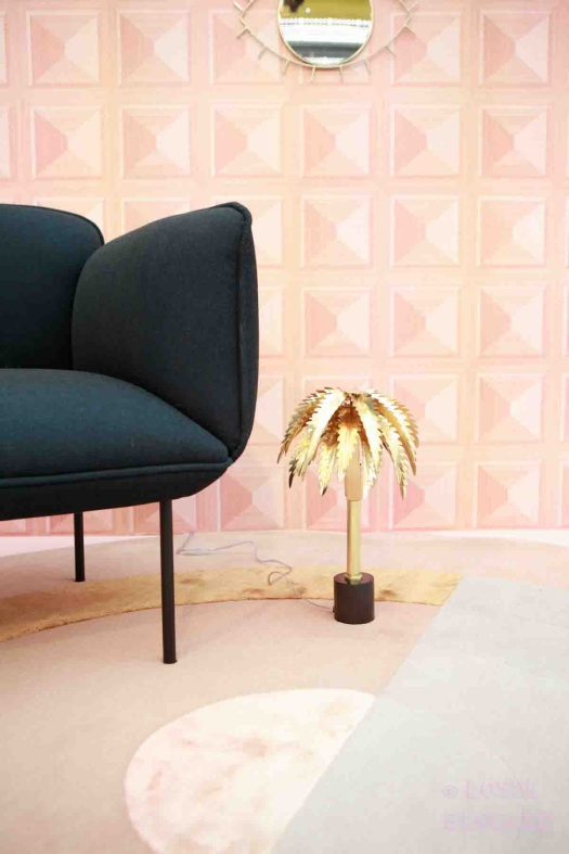 Trends Trend &klevering palmboom lamp showup 2017