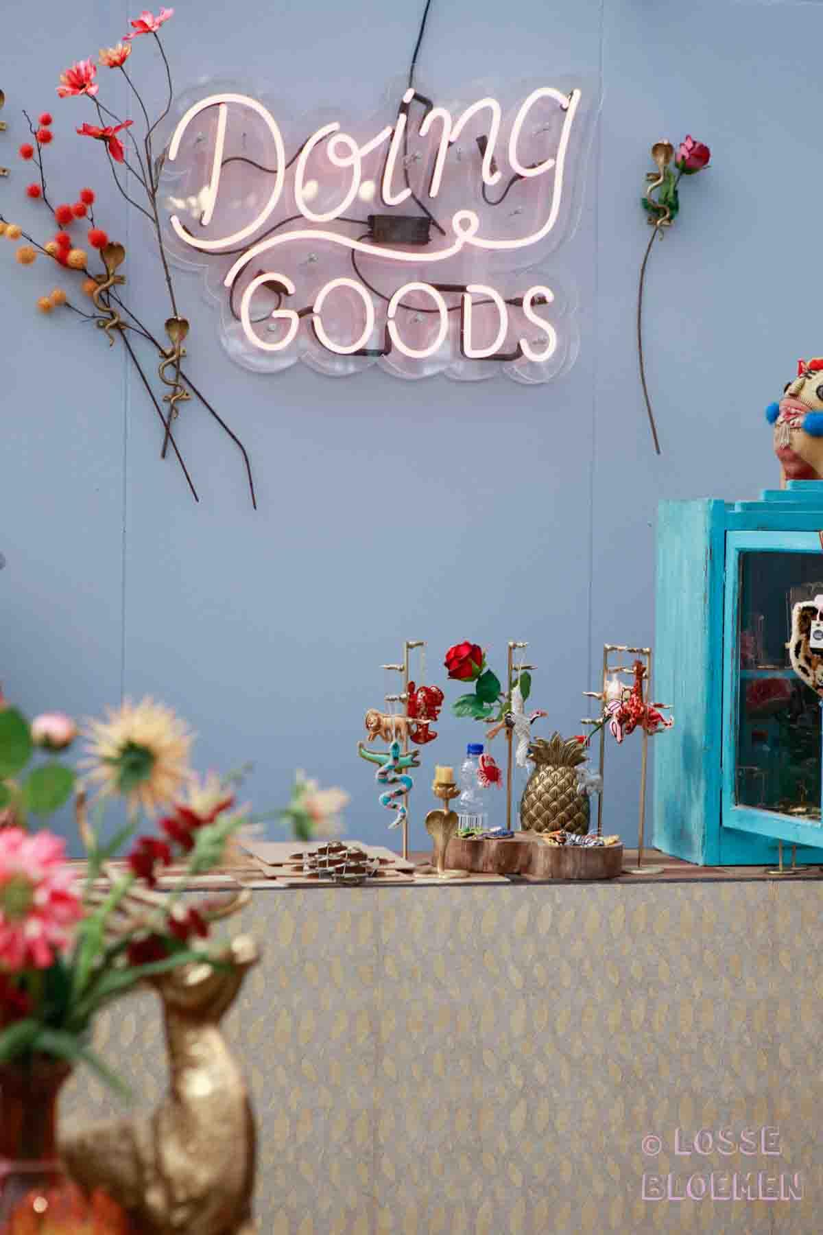 Trends Showup Doing goods losse bloemen