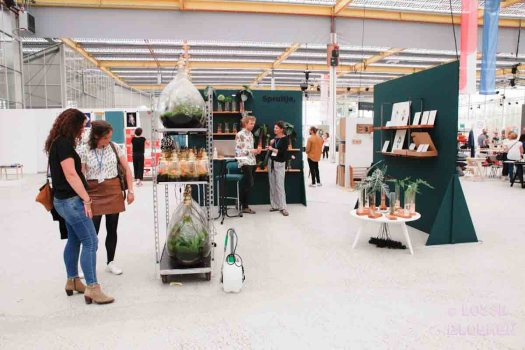 Spruitje stand showup ecosysteem
