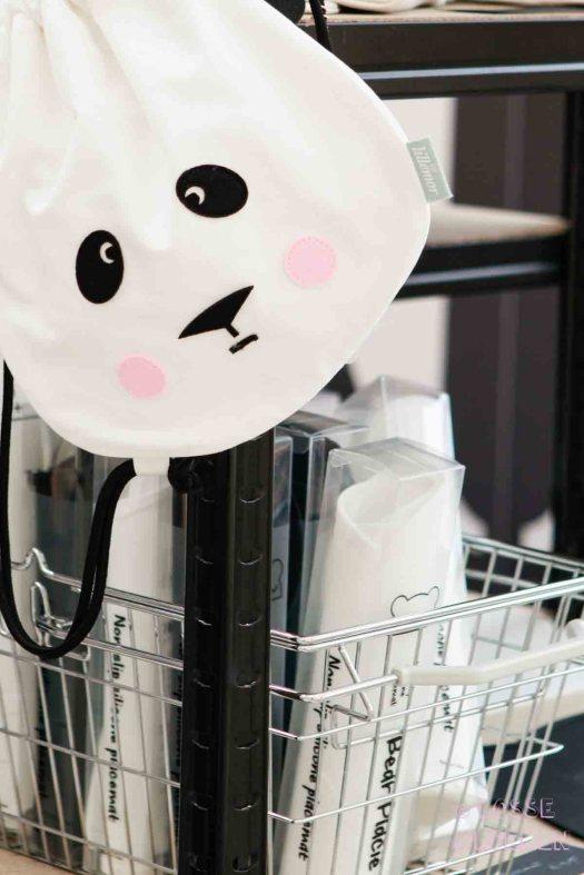 Showup Panda's komen terug. Kindertas showup 2017