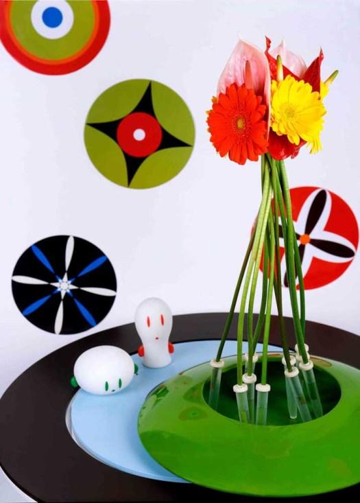 lossebloemen waterbuisjes lamp gerbera anthurium mooiwatbloemendoen creatief inpakken met losse bloemen