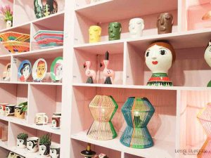 losse bloemen maison & object parijs kitsch kitchen