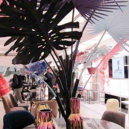 interieur 2018 lossebloemen maison et object olie en gekleurde palm