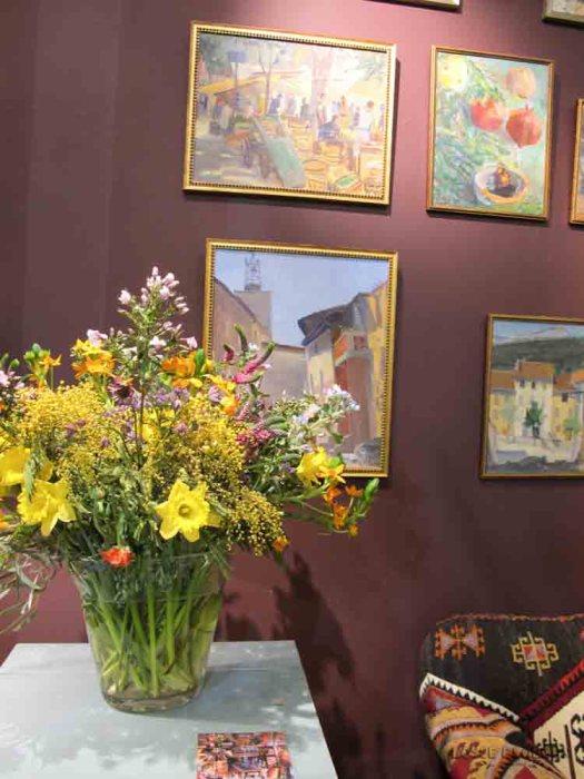 losse bloemen maison et object parijs bloem 2018 trends