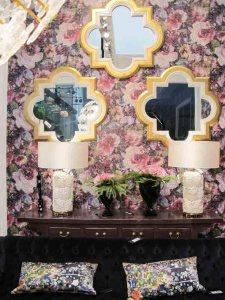 interieur 2018 losse bloemen maison et object parijs paars