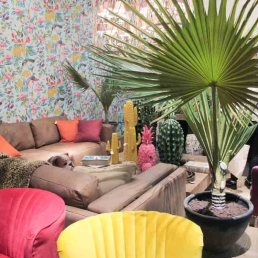 interieur 2018 lossebloemen maison et object parijs tropisch palm
