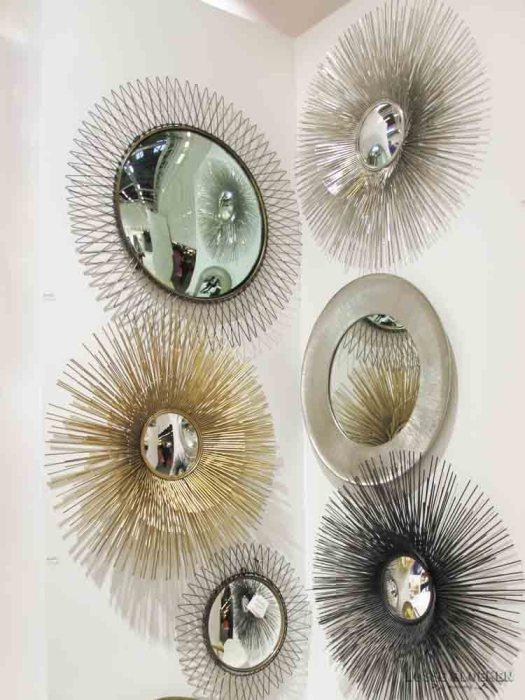 lossebloemen maison et object parijs spiegels