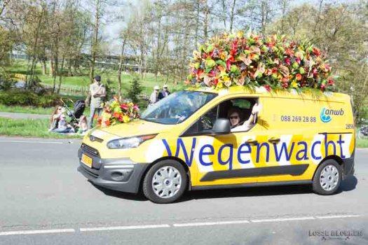Bloemencorso bollenstreek praalwagen bloemen losse bloemen blog Noordwijk anwb