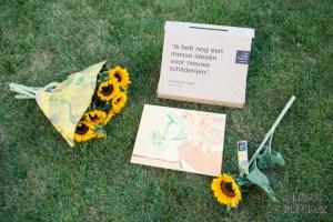 Zonnebloemen van gogh museum sunrichvangogh celebrate summer takiieurope