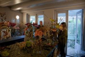 Anthuriuminfo en wunderkammer amsterdam workshop bloemen bloggers - lossebloemen.nl