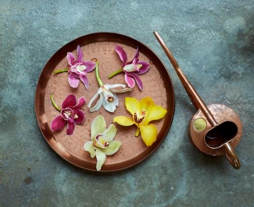 Cymbidium inspiratieweken bloem v/d maand November