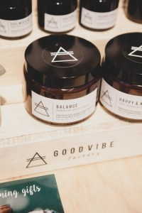 Goodvibe factory vegan handmade in Culemborg op Showup 2019 trends op home and gift beurs blog