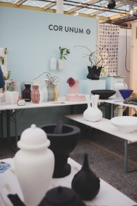 CORR UNIUM vaas design op Showup 2019 trends op home and gift beurs blog