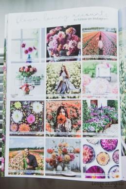 Magazine fam flowerfarm, het eerste magazine van Linda en Marlies-10