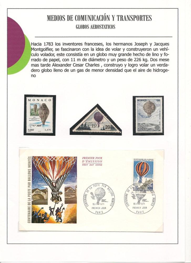 MEDIOS DE COMUNICACION Y TRANSPORTES AEREOS.    (3/6)