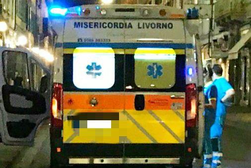 Livorno, brutto incidente nella notte