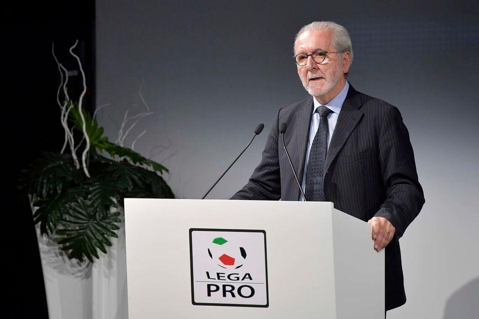 Ghirelli confermato alla guida della terza serie calcistica. Luigi Ludovici e Marcel Vulpis eletti vicepresidenti