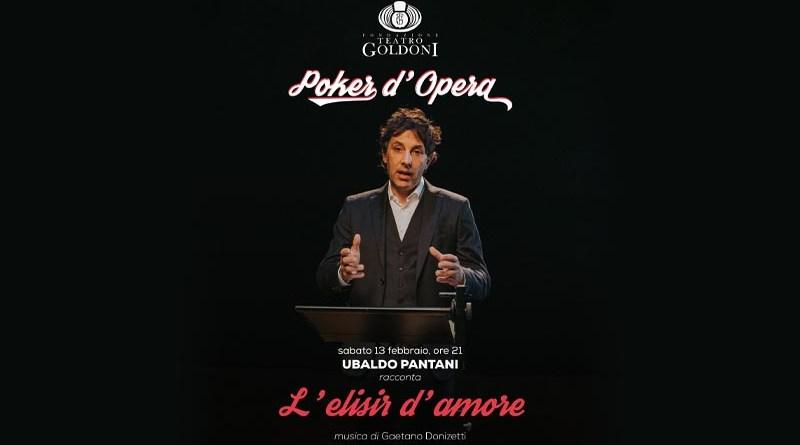 Poker d'Opera - Ubaldo Pantani racconta L'Elisir d'Amore