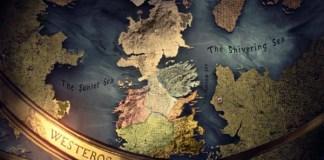 Mapa de Westeros