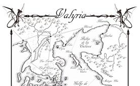 Mapa de las tierars de Valyria preview
