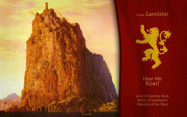 La Roca, por Ted Naismith