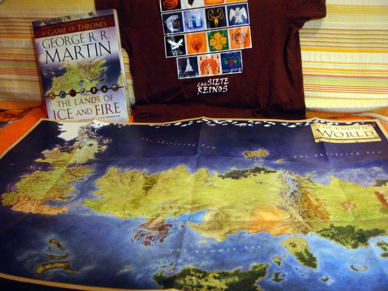 The Lands of Ice and Fire ¿merece la pena comprarlo?