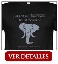 Camiseta Casa Borbon