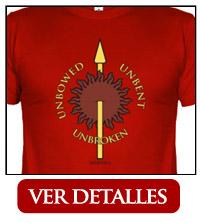 Camiseta Casa Martell Rojo
