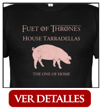 Camiseta Fuet of Thrones
