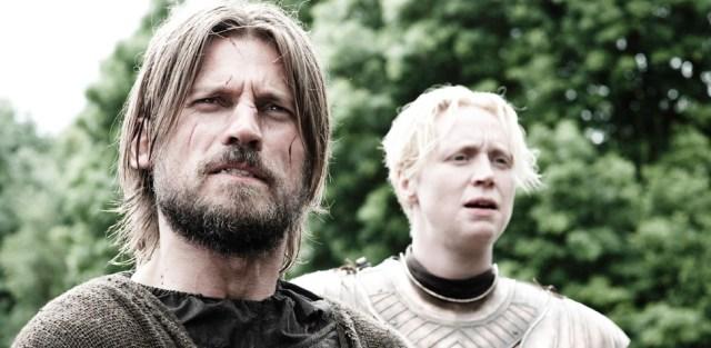 Jaime y Brienne