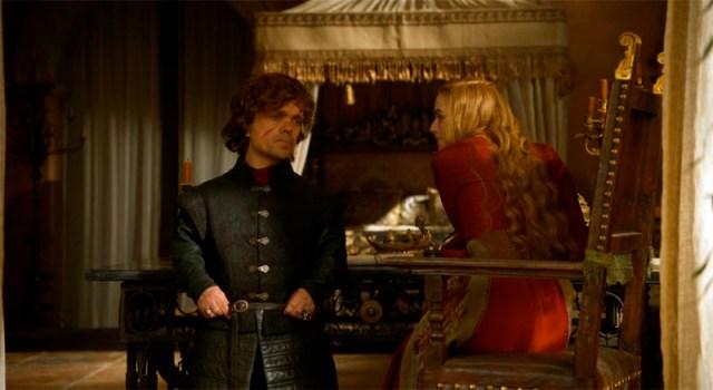 Tyrion y Cersei