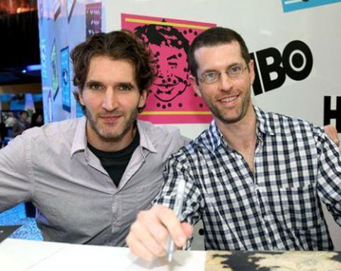 David Benioff y D. B. Weiss