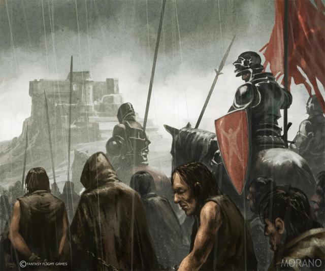 Los Bolton, por Tomasz Jedruzek