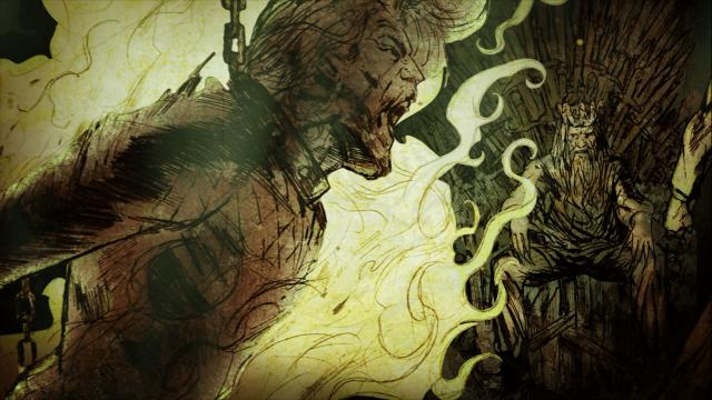 La muerte de Rickard