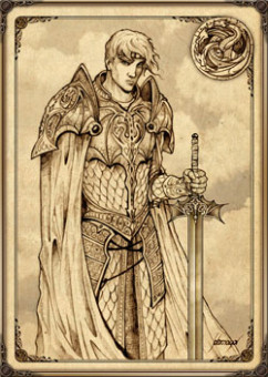 Aegon I Targaryen by *Feliche on deviantART