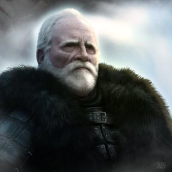 Jeor Mormont by *dloliver on deviantART