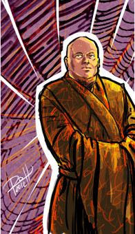 Lord Varys by ~Robbertopoli on deviantART