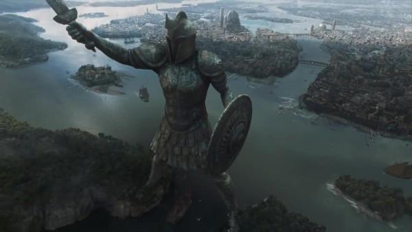El Titán en la serie Juego de Tronos