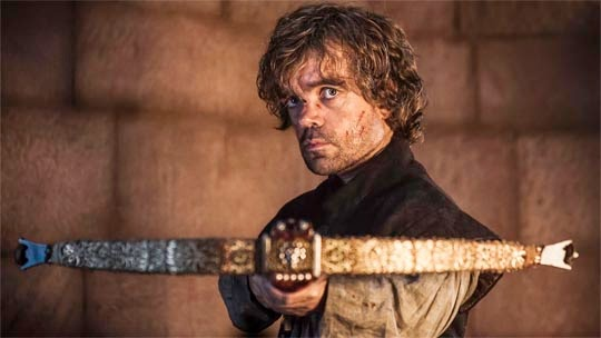 Game of Thrones (Juego de Tronos) 4x10- The Children - Peter Dinklage (Tyrion Lannister)