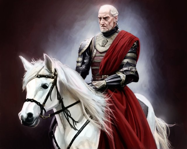 Tywin Lannister by Mechanubis