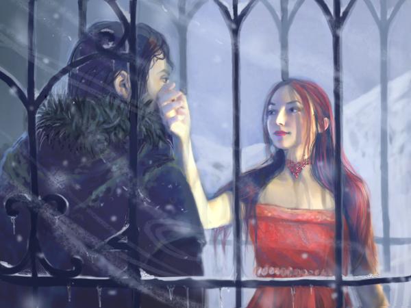 Melisandre by jezebel on DeviantArt