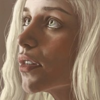 Daenerys by blue-sheep on DeviantArt