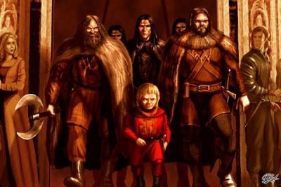 Los clanes del Valle son similares a los norteños