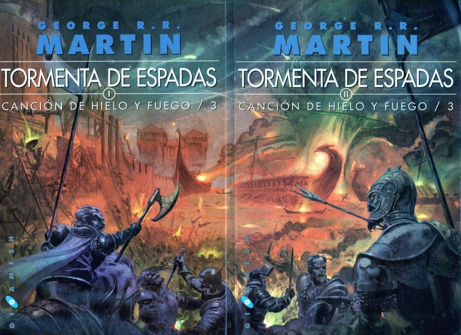 20 años de Tormenta de Espadas (V) : Las impresiones de la comunidad hispana, con Regreso a Hobbiton