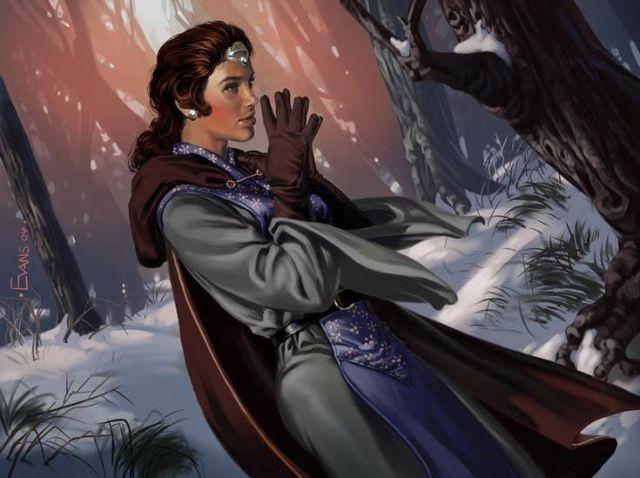 Catelyn, por Mark Evans