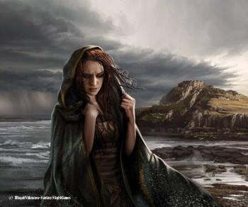 Sansa Stark, por Magali Villeneuve