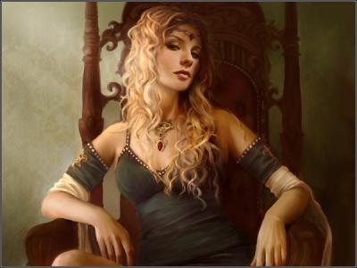 Cersei Lannister, por Katherine Dinger