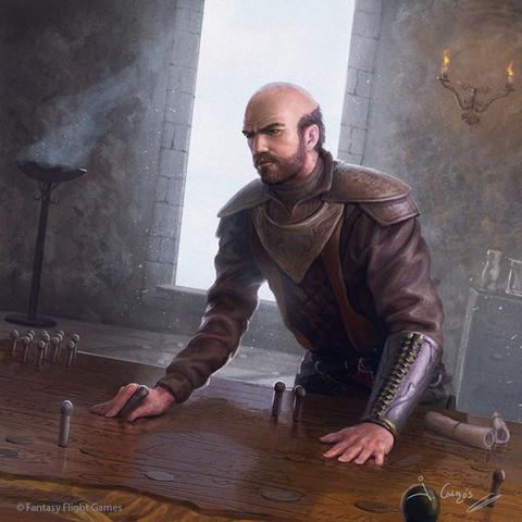 Stannis, por Joshua Cairós