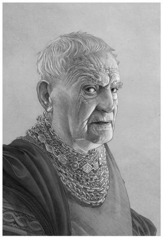 El maestre Gyldayn, autor de Fuego y Sangre