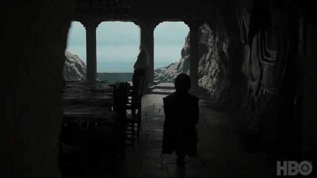 8x04 daenerys y tyrion
